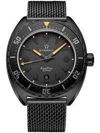 Eterna Super KonTiki Black Limited Edition 1273.43.41.1365M watch image