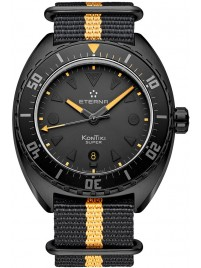 Eterna Super KonTiki Black Limited Edition 1273.43.41.1365T watch image