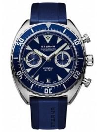 Eterna Super KonTiki Chronograph Manufacture 7770.41.89.1395 watch image