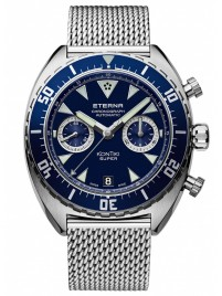 Eterna Super KonTiki Chronograph Manufacture 7770.41.89.1718 watch image