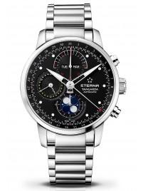 Eterna Tangaroa Mondphase Chronograph 2949.41.46.0277 watch image
