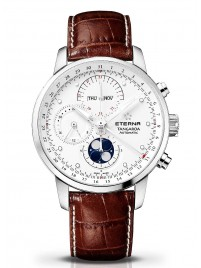 Eterna Tangaroa Mondphase Chronograph 2949.41.66.1260 watch image