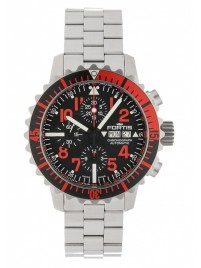 Fortis Aquatis Marinemaster Automatic Chronograph Rot 671.23.43 M watch image