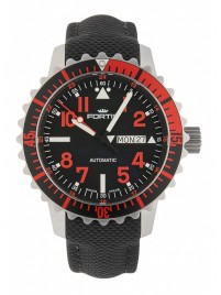 Fortis Aquatis Marinemaster DayDate Automatic Rot 670.23.43 LP watch image