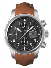 Image of Fortis Aviatis Aeromaster Chronograph 656.10.10 L.08 watch