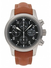 Fortis Aviatis Aeromaster Chronograph 656.10.10 L.38 watch picture