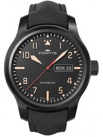 Fortis Aviatis Aeromaster Stealth 655.18.18 LP watch image