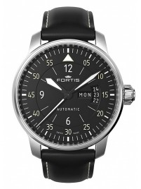 Fortis Aviatis Cockpit One 704.21.18 L.01 watch image