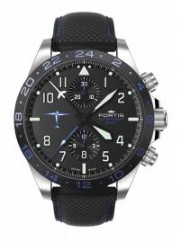 Fortis Aviatis Dornier GMT Chronograph Automatic 402.35.41 LP15 watch image