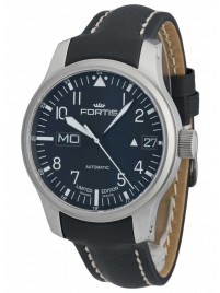 Fortis Aviatis F43 Recon Big DayDate Limited Edition 700.10.81 L.01 watch image