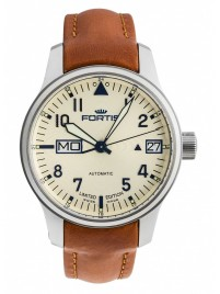 Fortis Aviatis F43 Recon Big DayDate Limited Edition 700.10.92 L.38 watch image