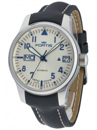Fortis Aviatis F43 Recon Big DayDate Limited Edition 700.20.92 L.01 watch image