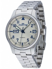 Fortis Aviatis F43 Recon Big DayDate Limited Edition 700.20.92 M watch image