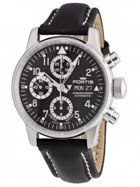 Fortis Aviatis Flieger Chronograph Limited Edition Automatic 597.20.71 L.01 watch image