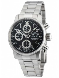 Fortis Aviatis Flieger Chronograph Limited Edition Automatic 597.20.71 M watch image