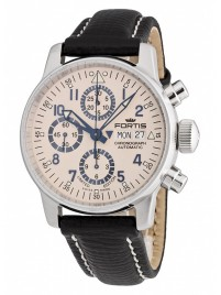 Fortis Aviatis Flieger Chronograph Limited Edition Automatic 597.20.92 L.01 watch image