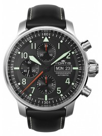 Fortis Aviatis Flieger Professional Chronograph 705.21.11 LF.01 watch image