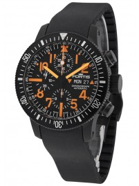 Fortis B42 Black Mars 500 Chronograph Automatic 638.28.13 K watch image