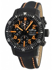 Fortis B42 Black Mars 500 Chronograph Automatic 638.28.13 L.13 watch image