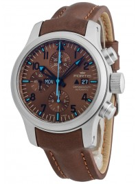 Fortis B42 Blue Horizon Chronograph Limited Edition 656.10.95 L.18 watch image