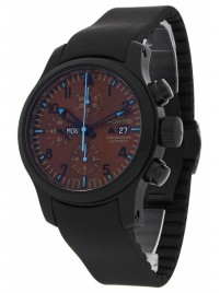 Fortis B42 Blue Horizon Chronograph PVD Limited Edition 656.18.95 K watch image