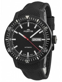 Fortis B42 Monolith DayDate Automatic 647.18.31 LP watch image