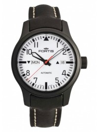 Fortis B42 Nocturnal DayDate Automatic 655.18.12 L.01 watch image