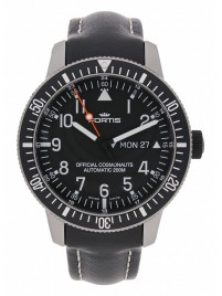 Fortis B42 Official Cosmonauts DayDate Automatic 647.27.11 L.01 watch image