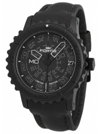 Fortis B47 Big Black DayDate Automatic 675.18.81 L.01 watch image