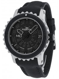 Fortis B47 Big Steel DayDate Automatic 675.10.81 L.01 watch image