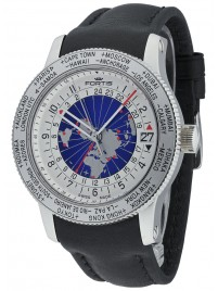 Fortis B47 World Timer GMT 674.20.15 L.01 watch image
