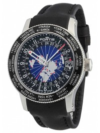 Fortis B47 World Timer GMT Automatic 674.21.11 L.01 watch image