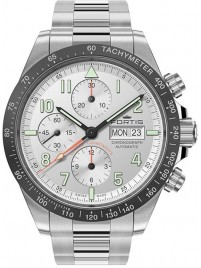 Fortis Classic Cosmonauts Chronograph Ceramic a.m. 401.26.12 M watch image