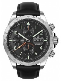 Fortis Classic Cosmonauts Chronograph p.m. 401.21.11 L.10 watch picture