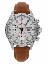 Fortis Classic Cosmonauts Chronograph p.m. 401.21.12 L.28 watch image