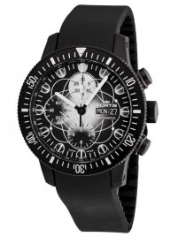 Fortis Limited Art Edition Planet Chronograph 638.28.17 K watch image