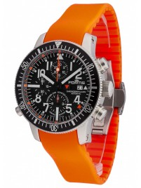 Fortis Marinemaster Alarm Chronograph Limited Edition COSC 639.10.41 Si.20 watch image