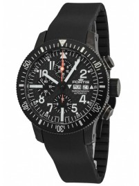 Fortis Official Cosmonauts Chronograph 638.28.71 K watch image