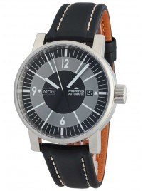 Fortis Spacematic Classic DayDate Automatic 623.10.38 L01 watch image