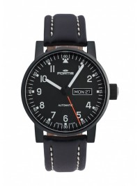Fortis Spacematic Pilot Professional DayDate Automatic 623.18.71 L.01 watch image
