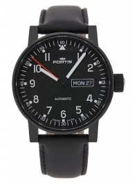 Fortis Spacematic Pilot Professional DayDate Automatic 623.18.71 L.10 watch image