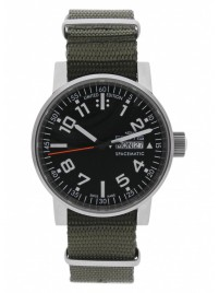 Fortis Spacematic Pilot Professional DayDate Limited Edition 623.10.41 N.11 watch image