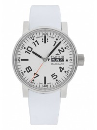 Fortis Spacematic Pilot Professional DayDate Limited Edition 623.10.42 Si.02 watch image