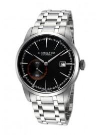 Hamilton American Classic Railroad Date dezentrale Sekunde Automatic H40515131 watch image