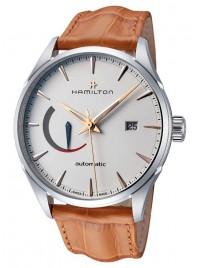 Hamilton Jazzmaster Power Reserve Date Automatic H32635511 watch image