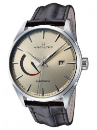 Hamilton Jazzmaster Power Reserve Date Automatic H32635521 watch image