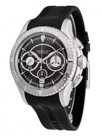 Hamilton Jazzmaster Seaview Chronograph Date Automatic H37616331 watch image