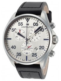 Hamilton Khaki Aviation Chronograph Date Quarz H76712751 watch image