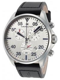 Hamilton Khaki Aviation Chronograph Date Quarz H76712751 watch image