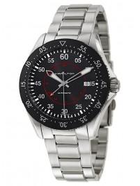 Hamilton Khaki Aviation Khaki Pilot GMT Date Automatic H76755135 watch image